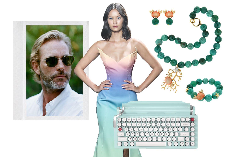 Editor's Picks: Rainbow Dresses, Mermaid Jewellery And More