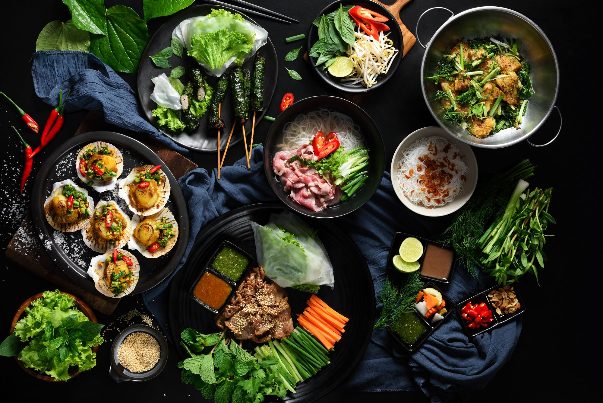 Thuyen—Royal Vietnamese Cuisine At Its Finest