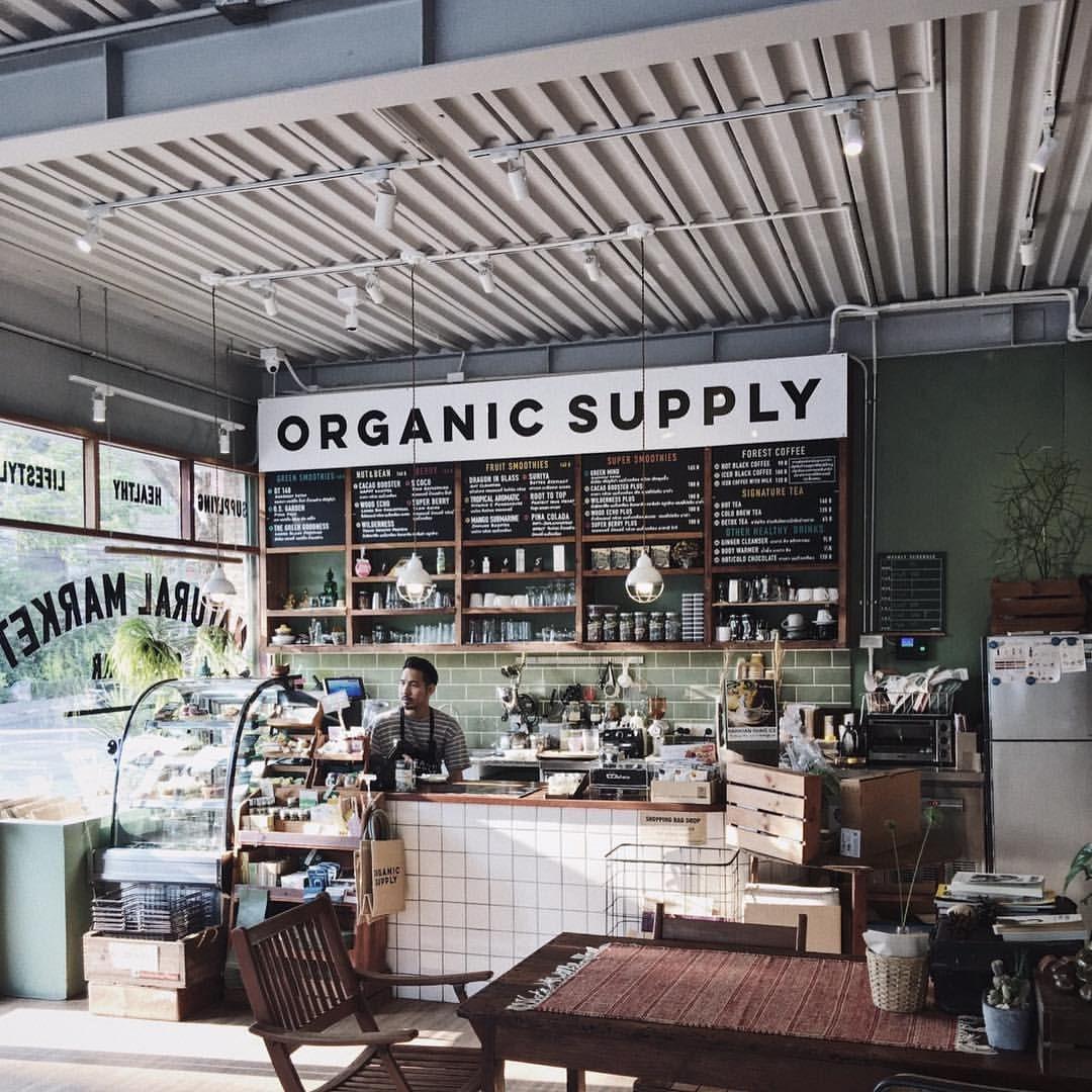 Natural And Organic Supermarkets In Bangkok