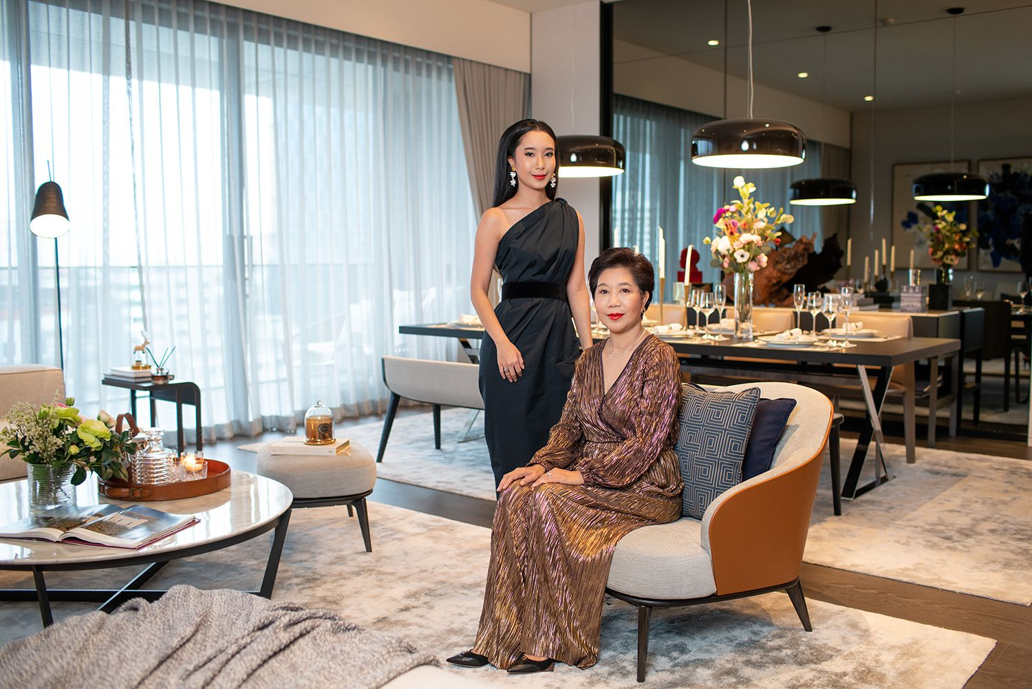 TELA Thonglor, A Condominium For The Ages For Montira and Fasai Temboonkiat