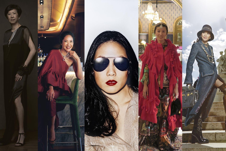 5 Thailand Tatler Female Fashion Icons Explain Their Style In A Single Photo