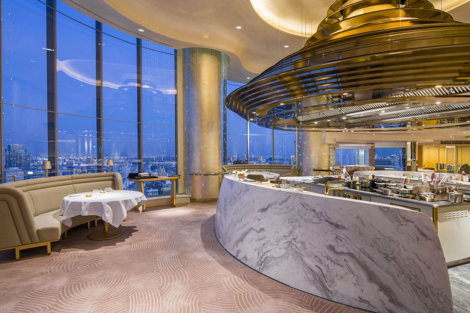 High Expectations Met At Lebua Bangkok's Chef's Table