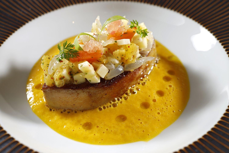 High Expectations Met At Lebua Bangkok's Chef's Table