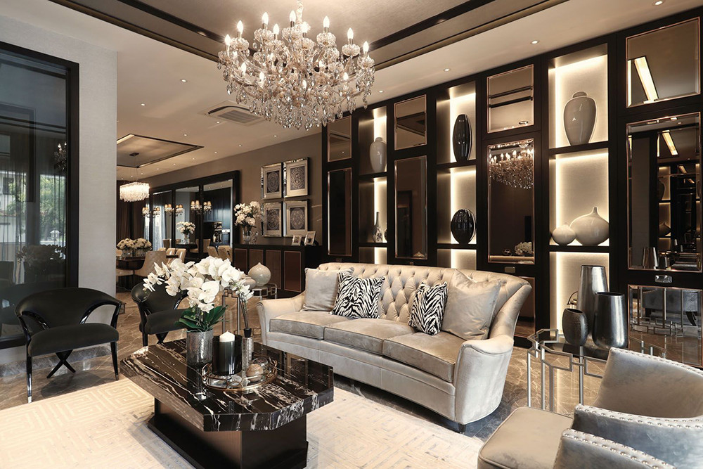 Home Tour: A House Inspired By The Glamorous Lives Of The Kardashians