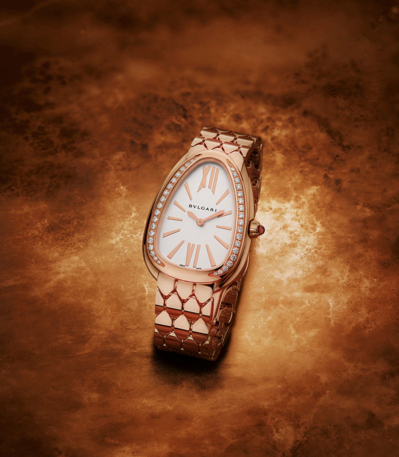 Born To Be Gold: The Latest Incarnation Of Bulgari's Cult Watch