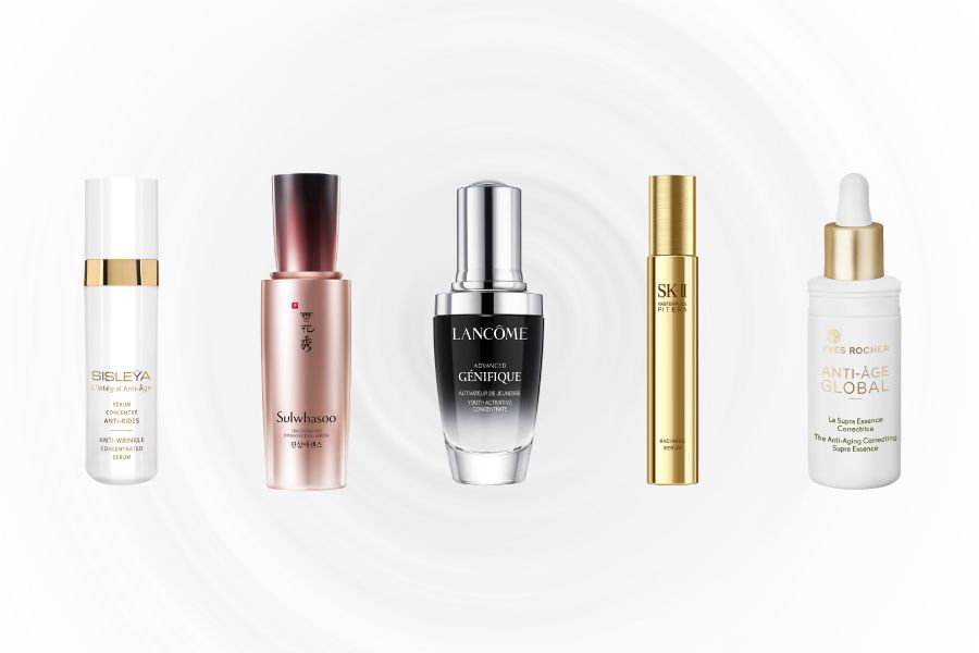 Tatler Picks: Facial Serums That'll Leave You Tight And Toned