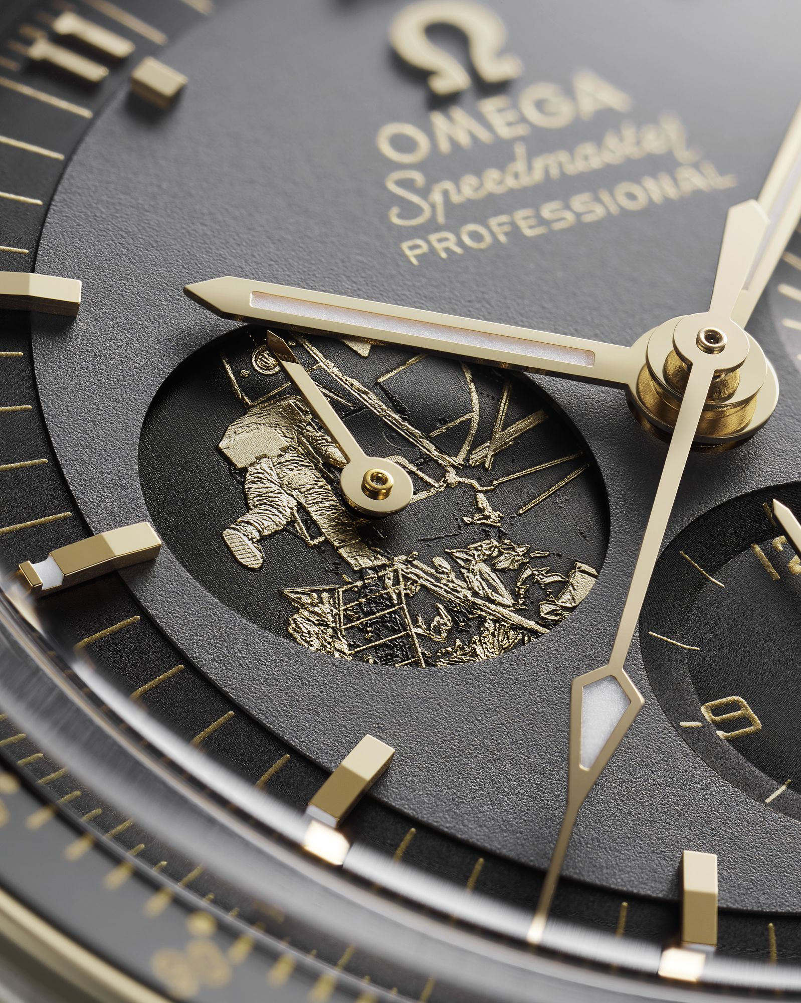 The Limited Edition Omega Speedmaster Apollo 11 Celebrates 50 Years Since We Landed On The Moon