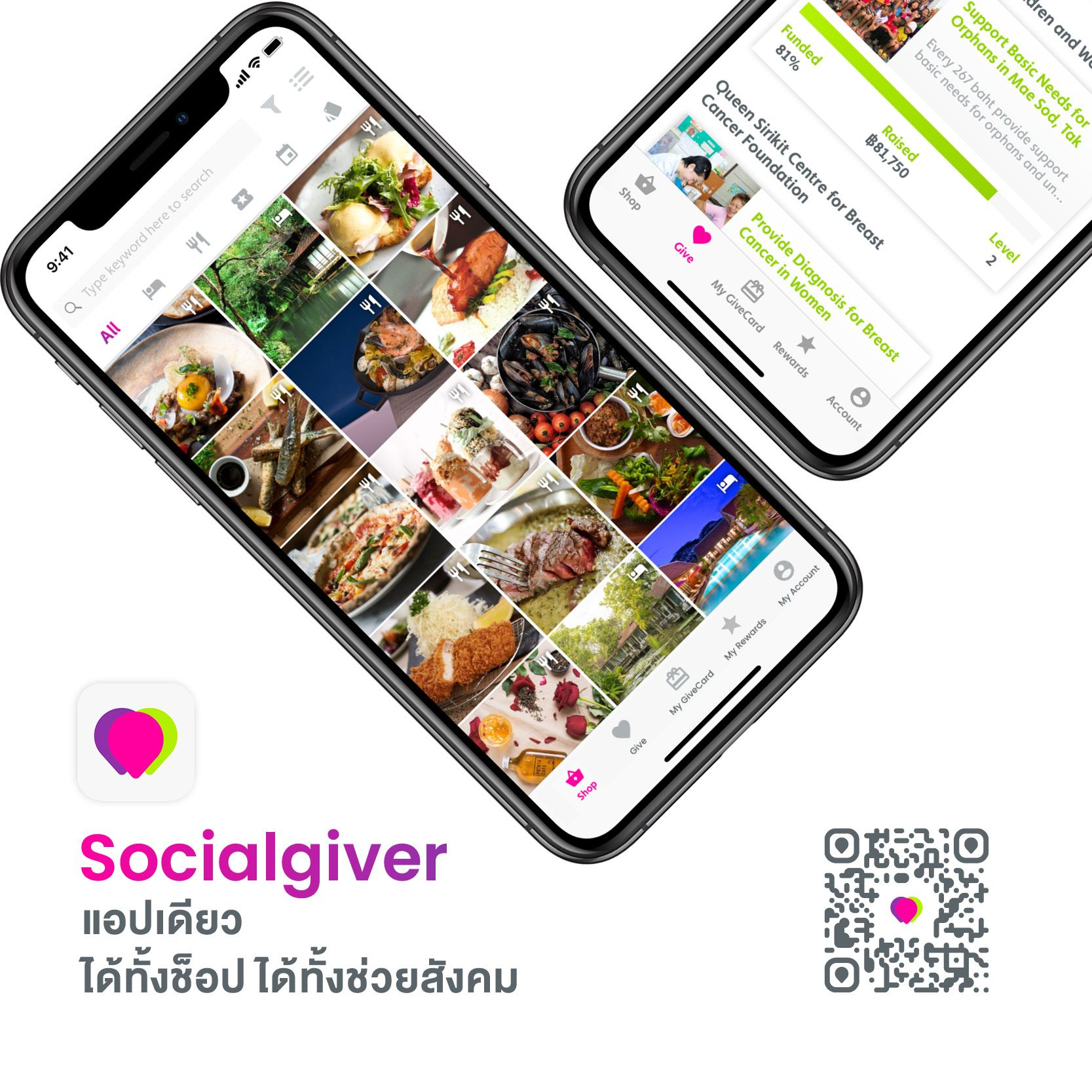 Do Good, Get Goods: Socialgiver Launches Charity Market At CentralWorld
