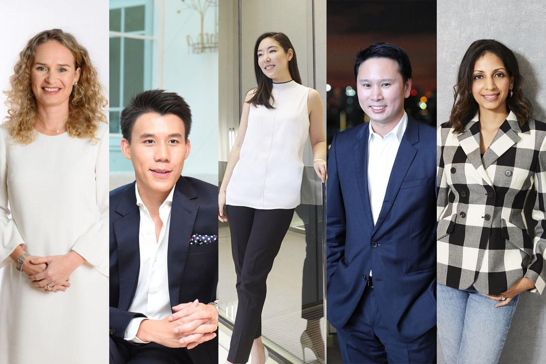 ทายาทเงินล้าน: 5 นักธุรกิจรุ่นใหม่จากครอบครัวนักธุรกิจคนสำคัญของไทย