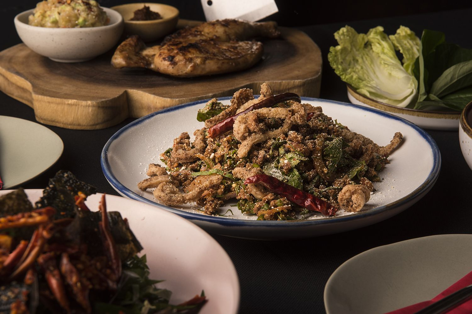 Two Princes Are Making Laotian Cuisine Great Again At Funky Lam Kitchen