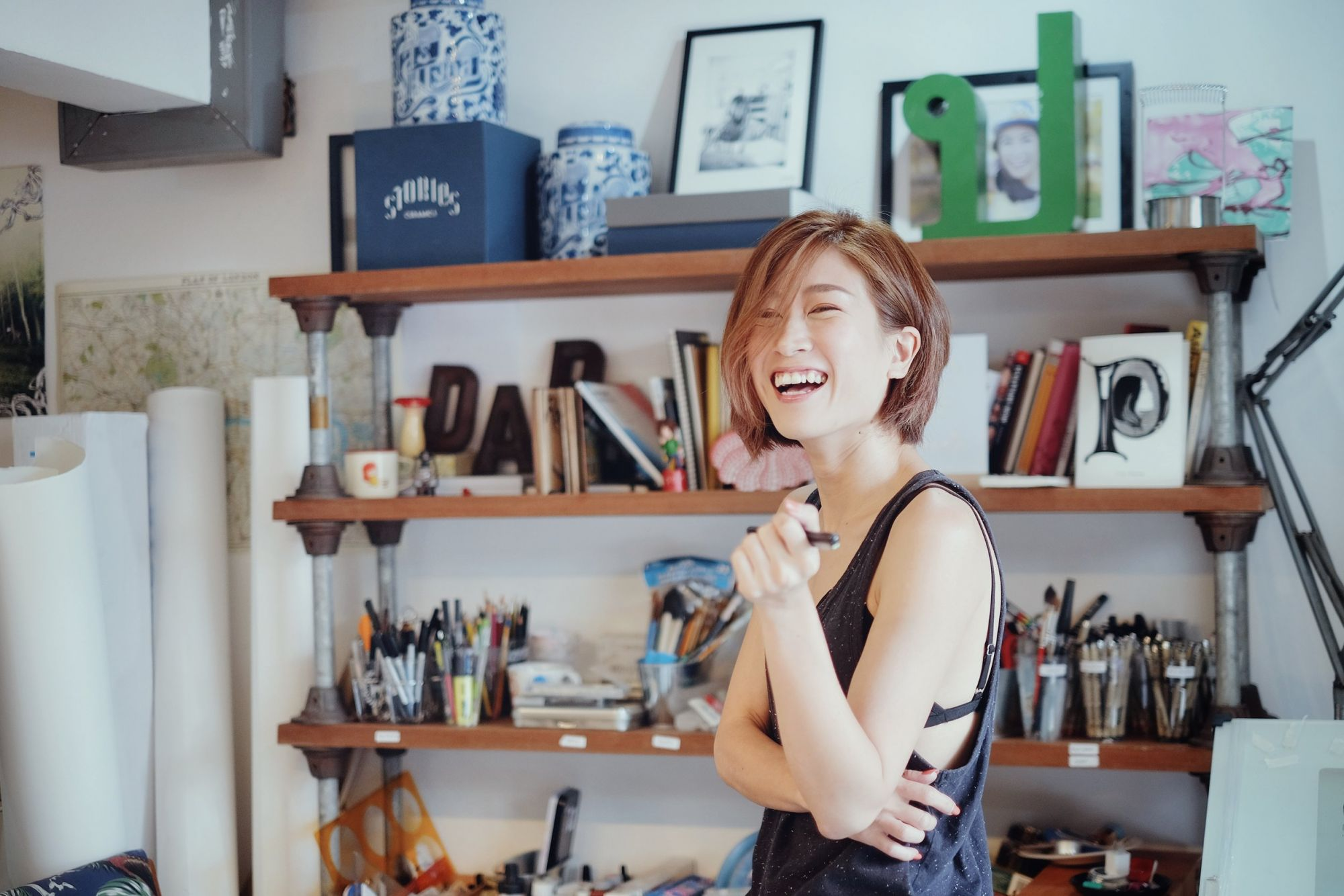 Thai Artist Pomme Chan Shares How To Integrate Feng Shui Into Your Home With Style