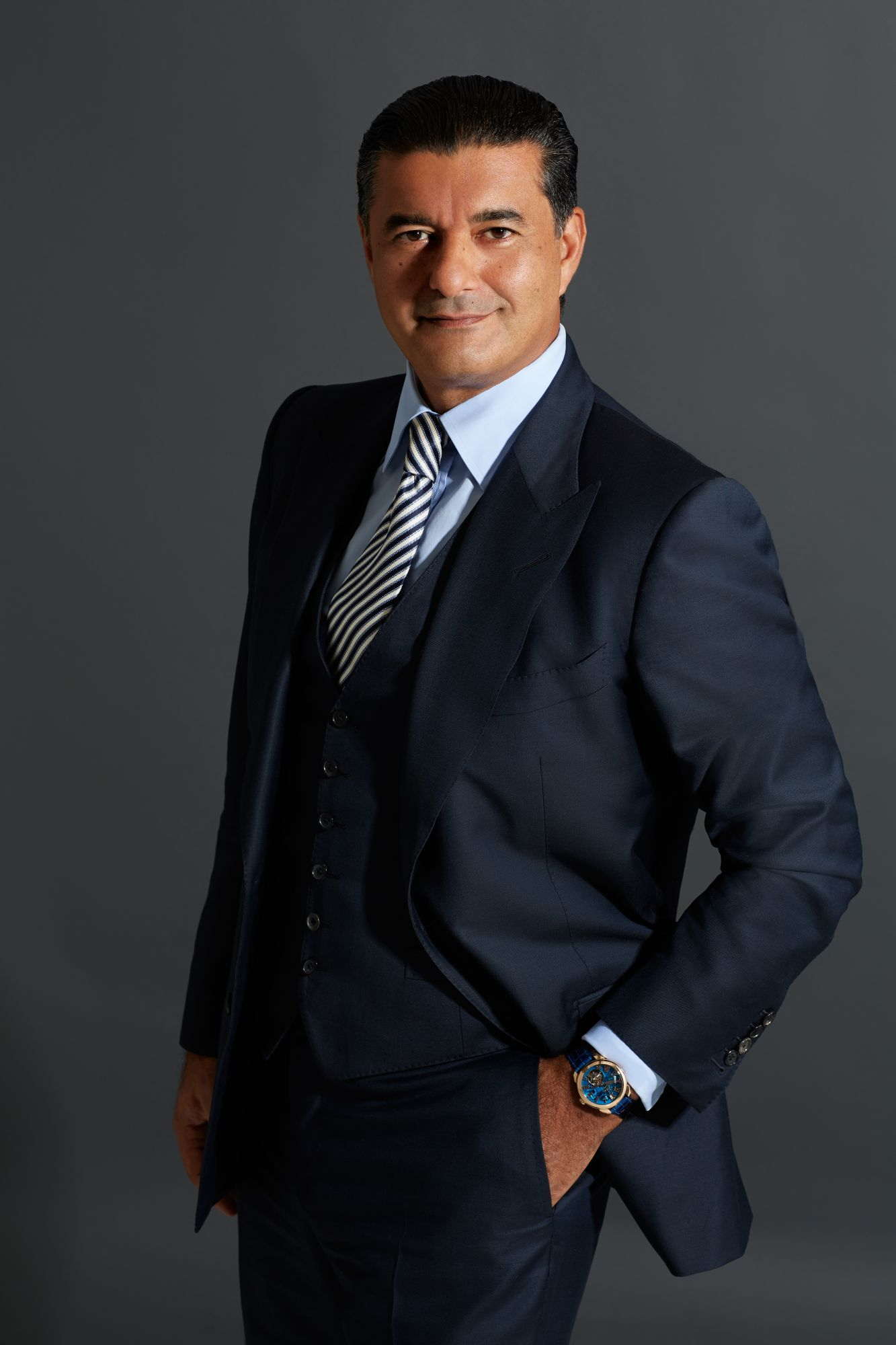 Meet Jacob Arabo, The Billionaire Who Makes The Most Expensive Watches
