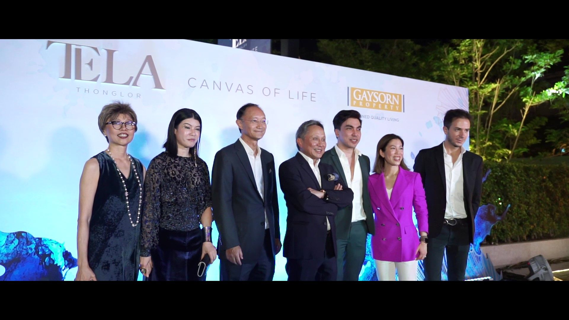 Video: Gaysorn Property's Tela Thonglor Launches With A Lavish Grand Opening Party