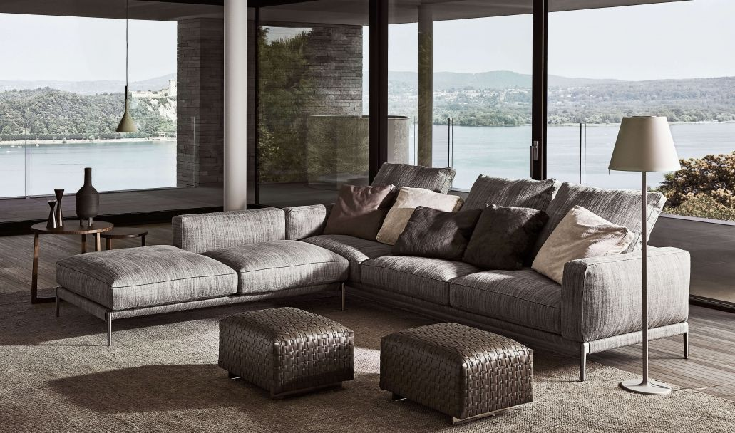 Flexform's Romeo Sofa Is The Latest Must-Have For Your Luxury Pad