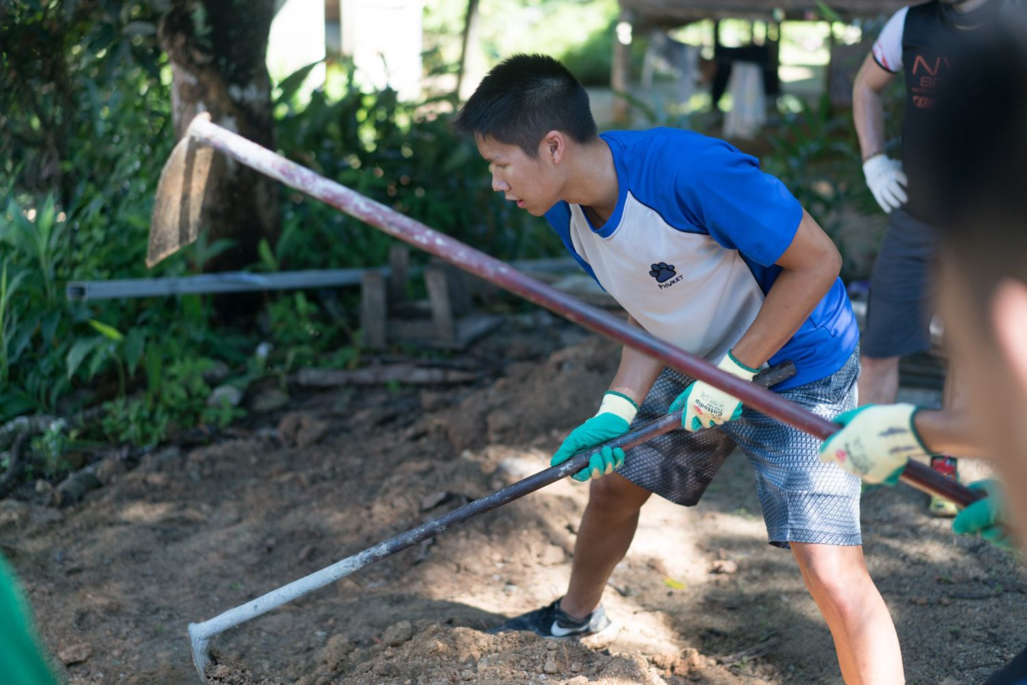 The New Age of Altruism: Young Thais Who Make Giving Back A Life's Priority