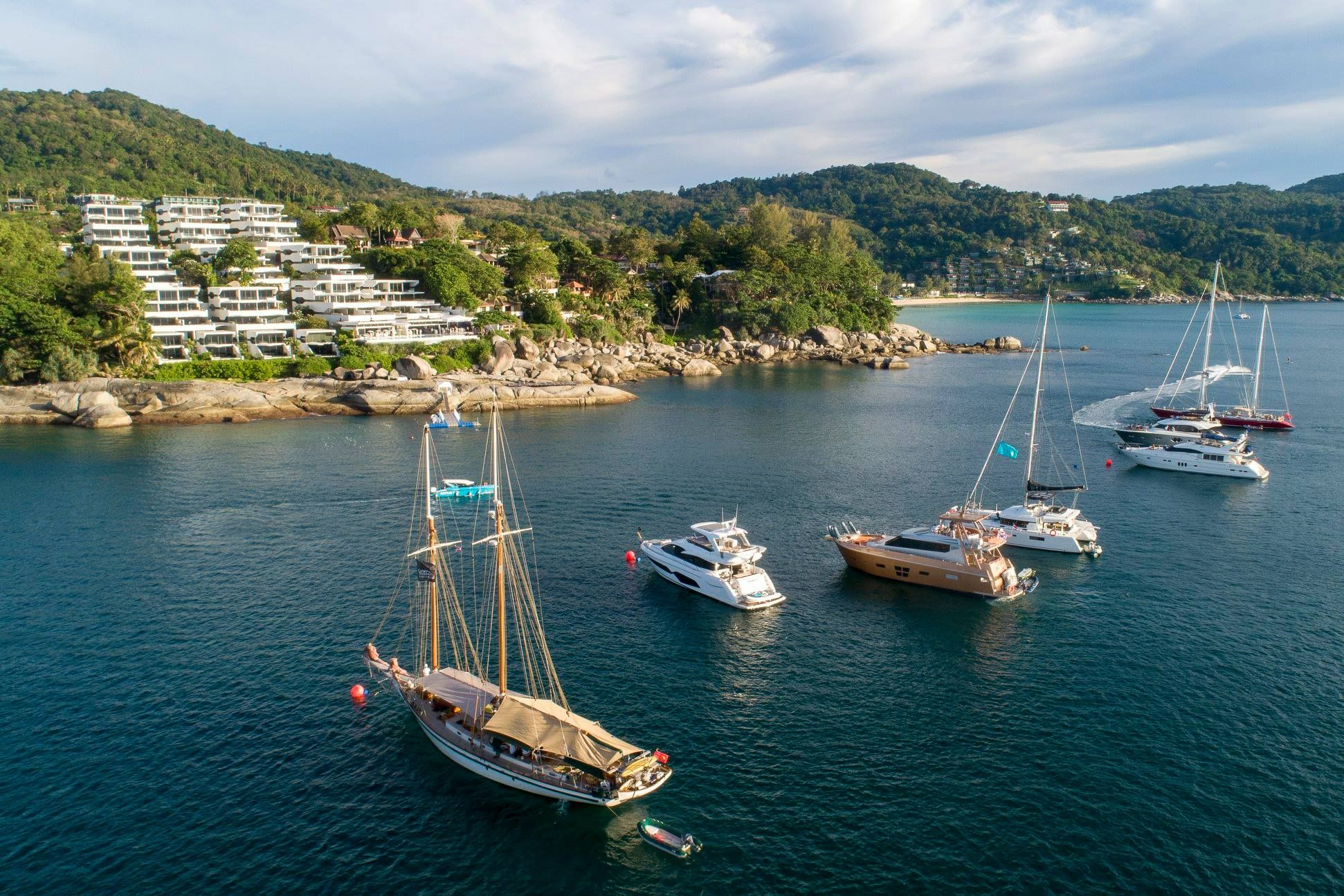 Kata Rocks Superyacht Rendezvous 2019: A Must-Attend Superyacht Event In Asia