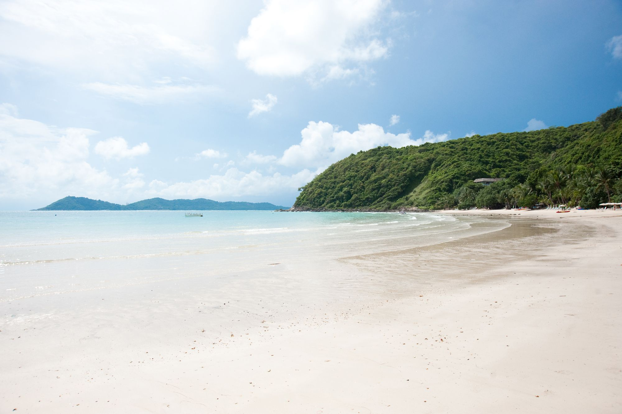 Is This The Most Secluded Coastline On Koh Samed?