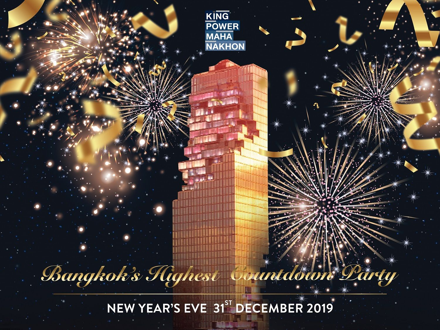Why You Should Celebrate New Year's At Bangkok's Highest Countdown