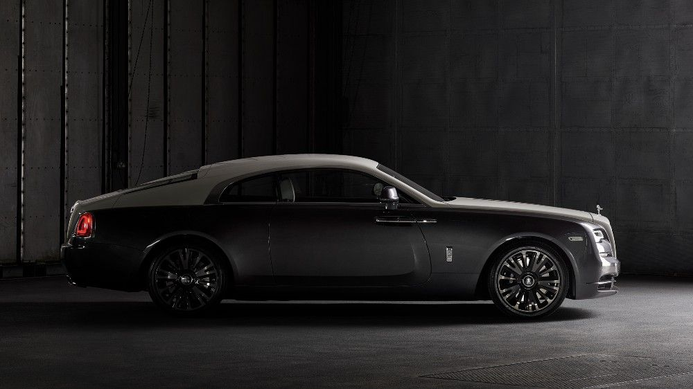 The Wraith Car >> Rolls Royce S Ian Grant On The Uniqueness Of Thai Car Owners
