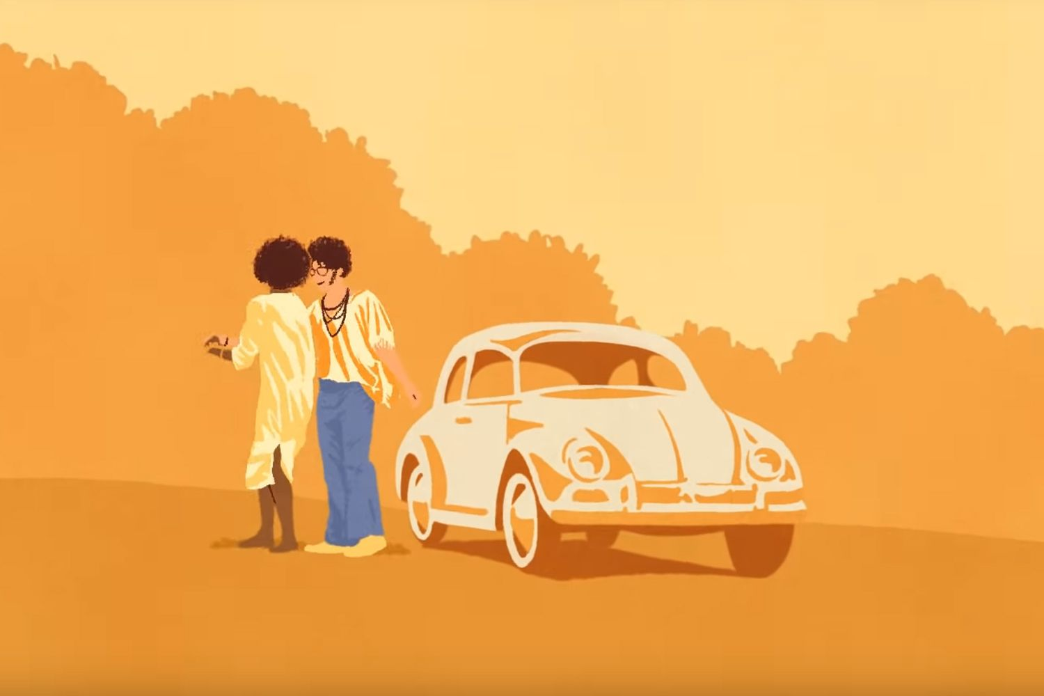 Watch: Volkswagen Says Goodbye To Its Iconic Beetle With An Emotional Video