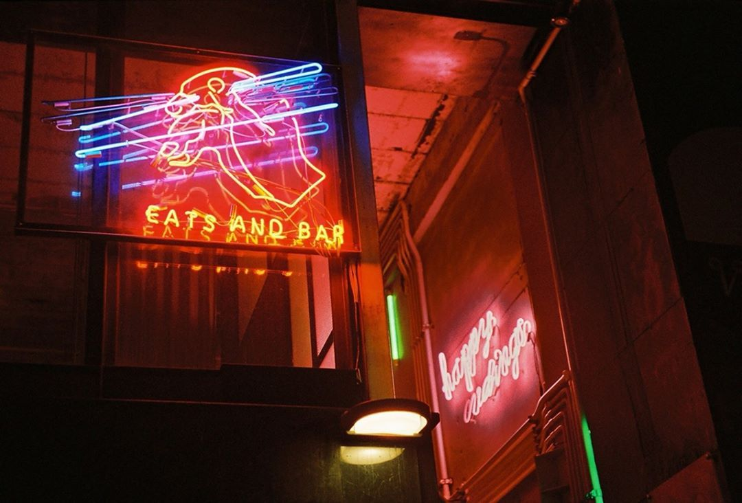 Bars And Restaurants In Bangkok With The Coolest Neon Signs