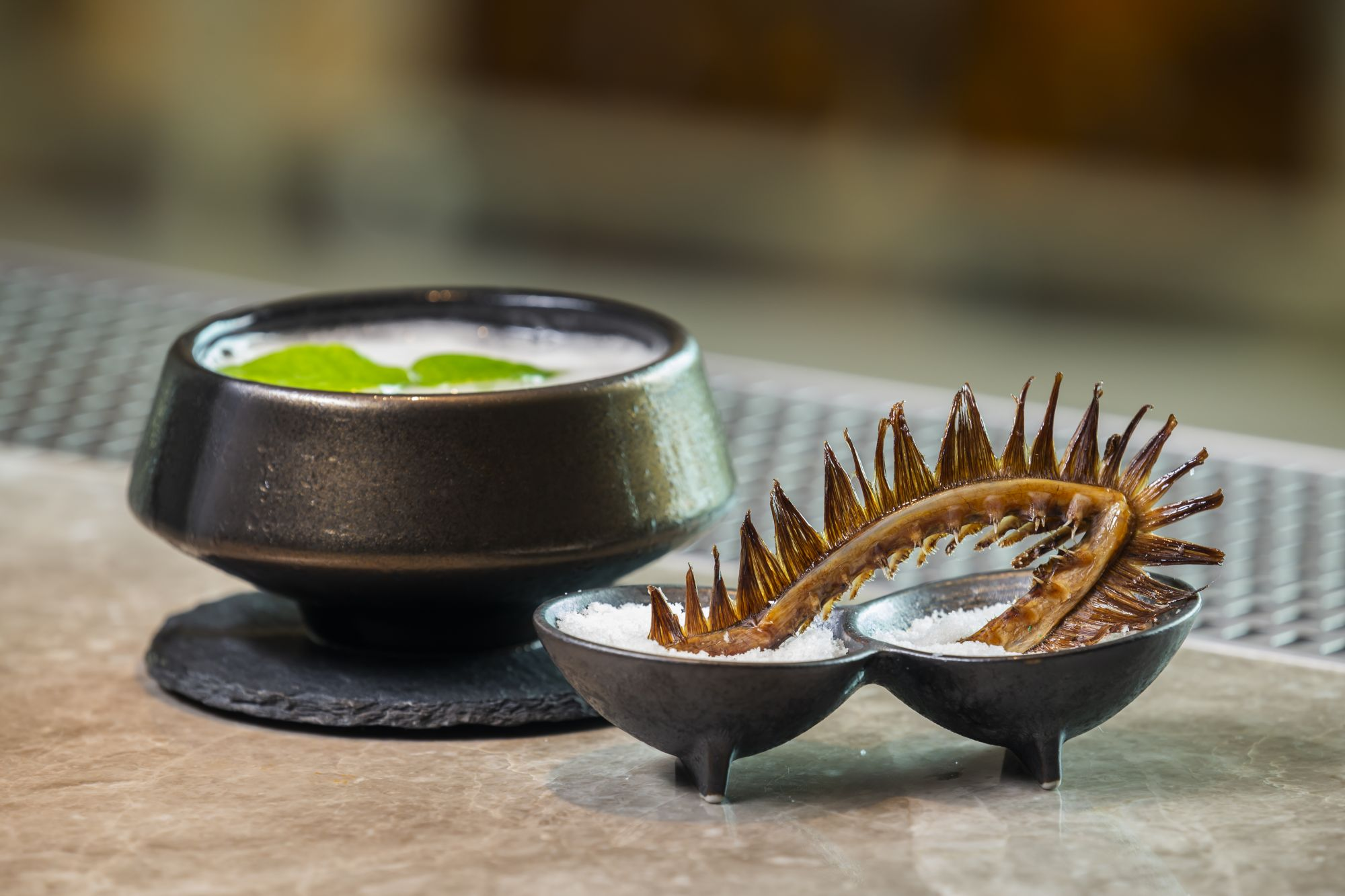Treat Your Senses With An Experimental Thai Omakase