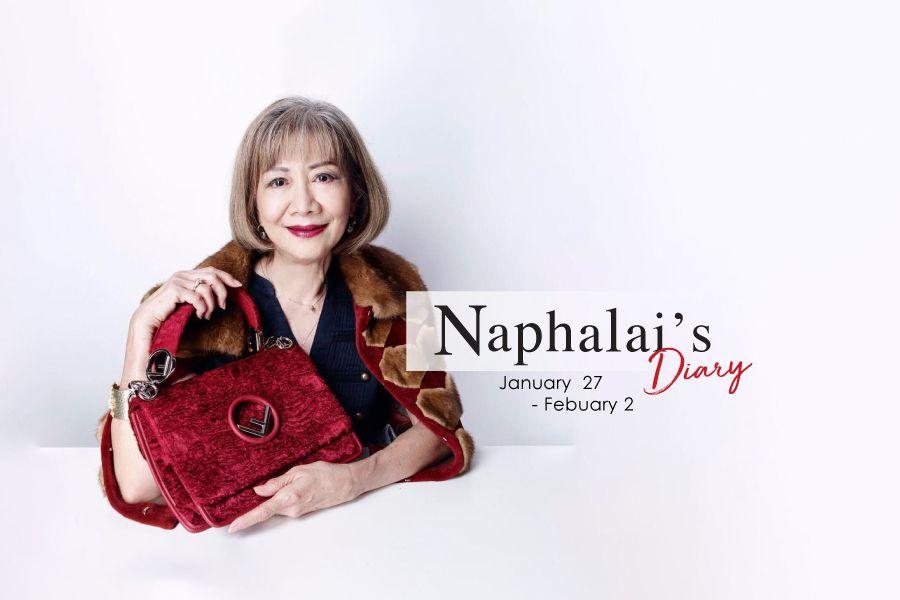 Naphalai's Diary: January 27-February 2