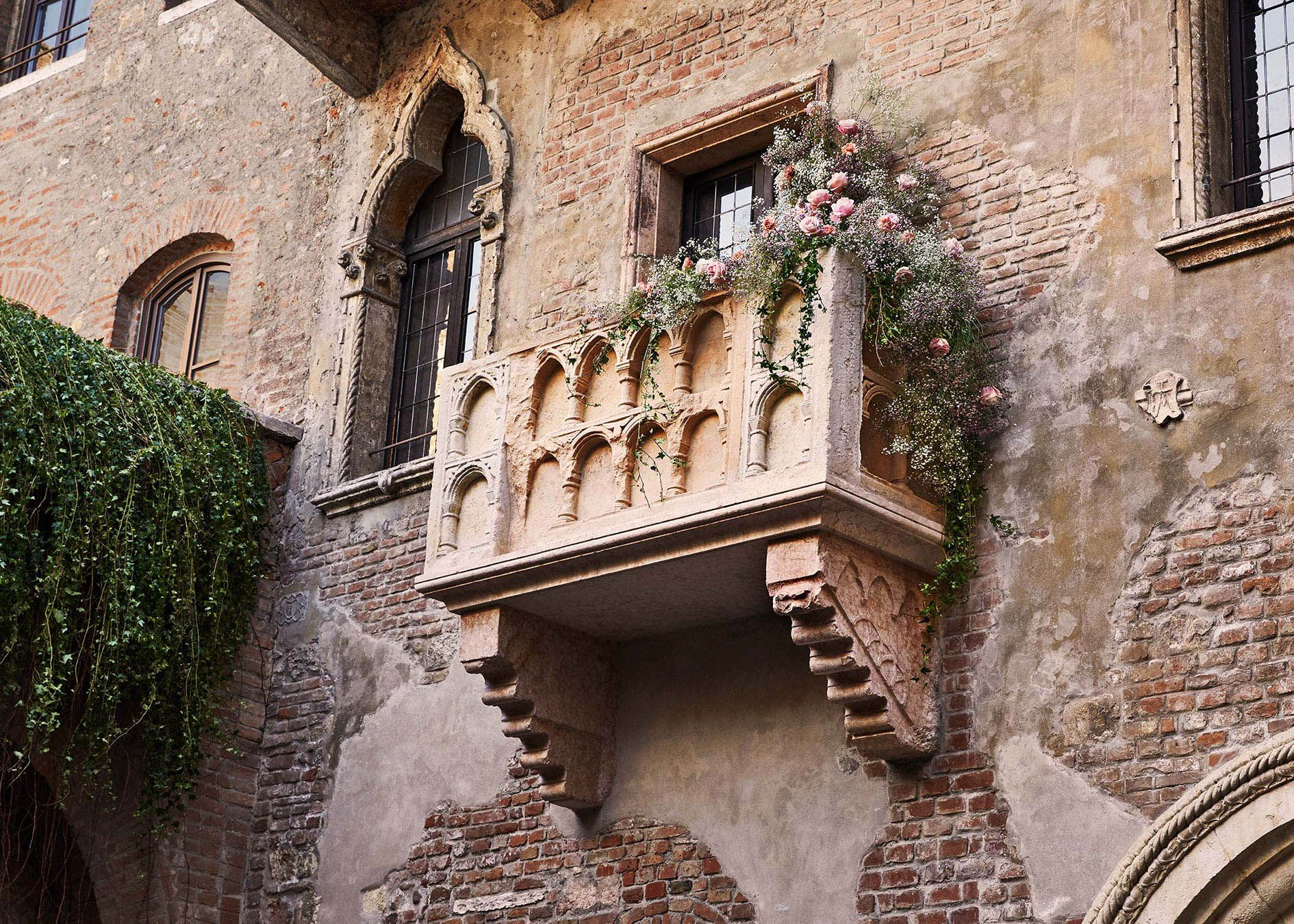 Win A One-In-A-Lifetime Stay At Juliet's House In Verona This Valentine's Day
