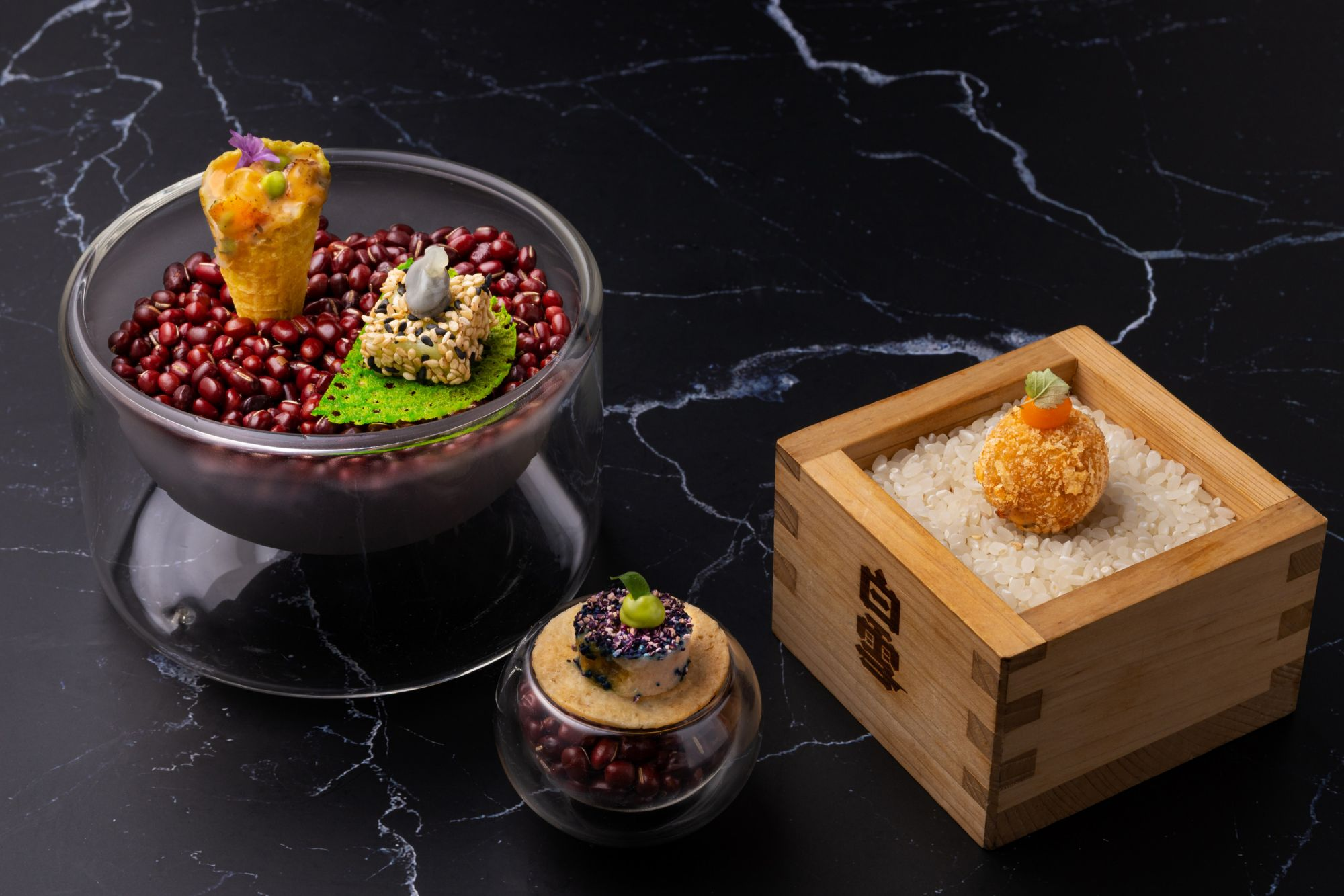 Elements' New 7-Course Menu Blends The Best Of Two Worlds