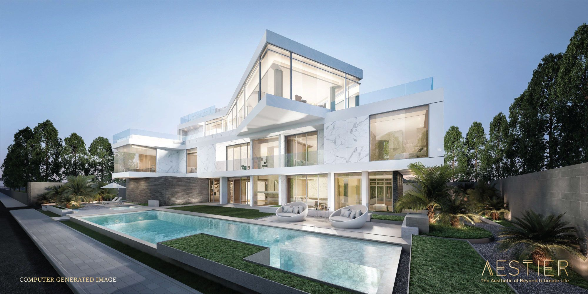 Ametus Development Enters The Luxury Property Market With An 'Art Makes Trust' Philosophy