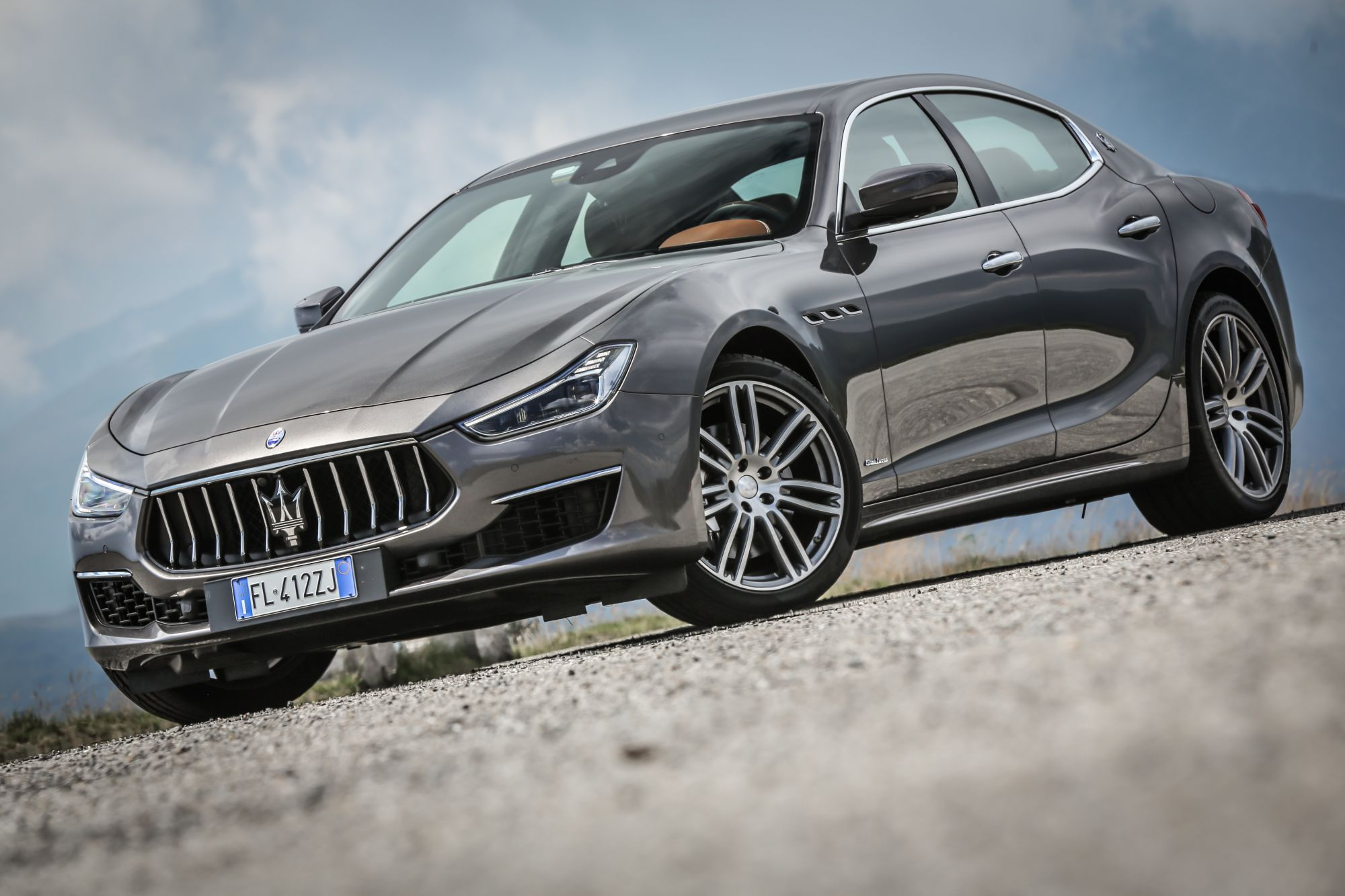 Maserati To Unveil Its First Hybrid Vehicle At The 2020 Beijing Auto Show