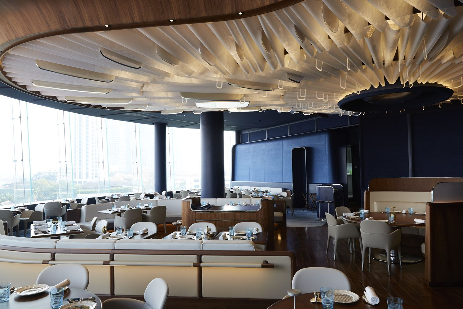 The Hue Beauty Of Blue By Alain Ducasse
