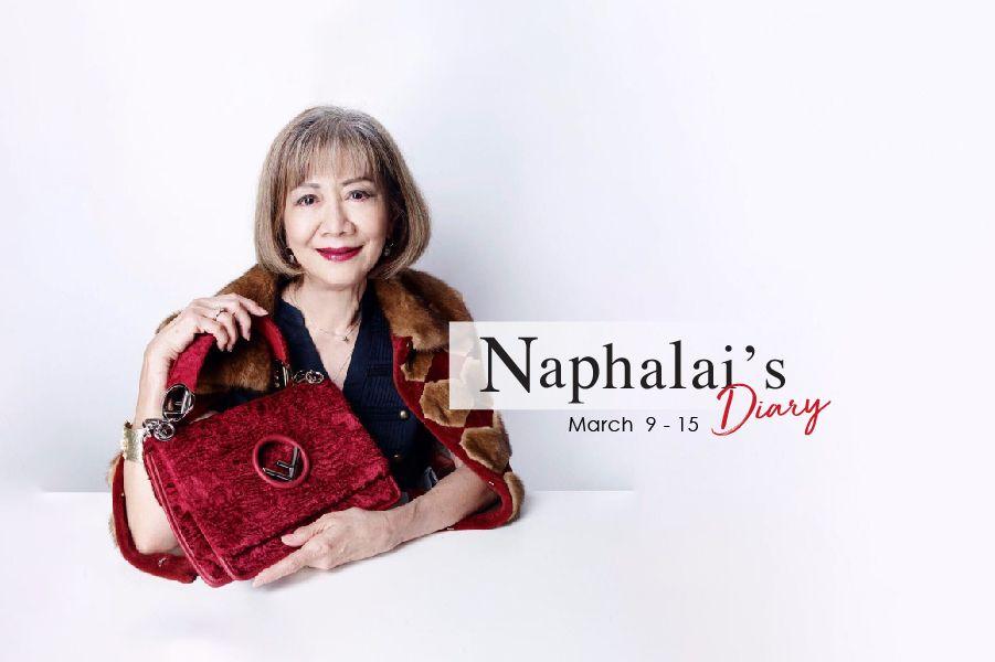 Naphalai's Diary: March 9-15