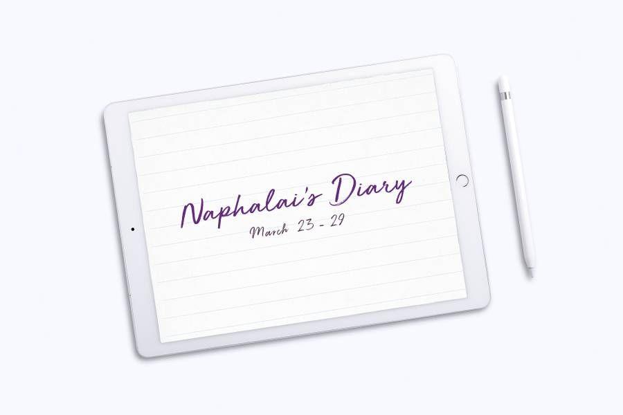 Naphalai's Diary: March 23-29