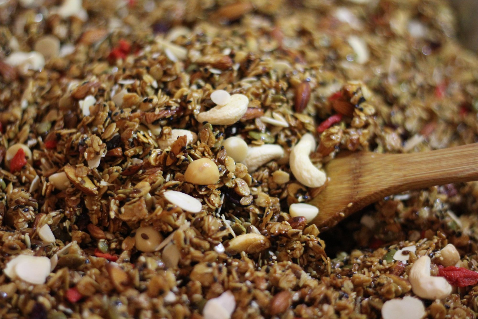#TatlerTastes: Who Makes The Most Extraordinary Granola In Town