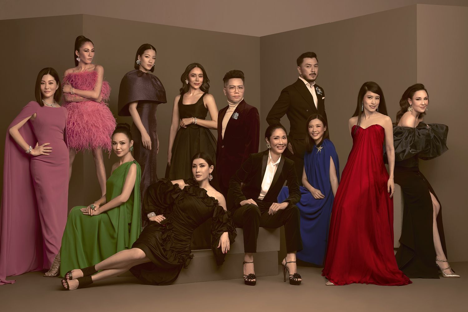 Living The Dream: Cindy Chao Gathers 12 High Society Figures To Present Her Latest Jewellery Masterpieces In Bangkok