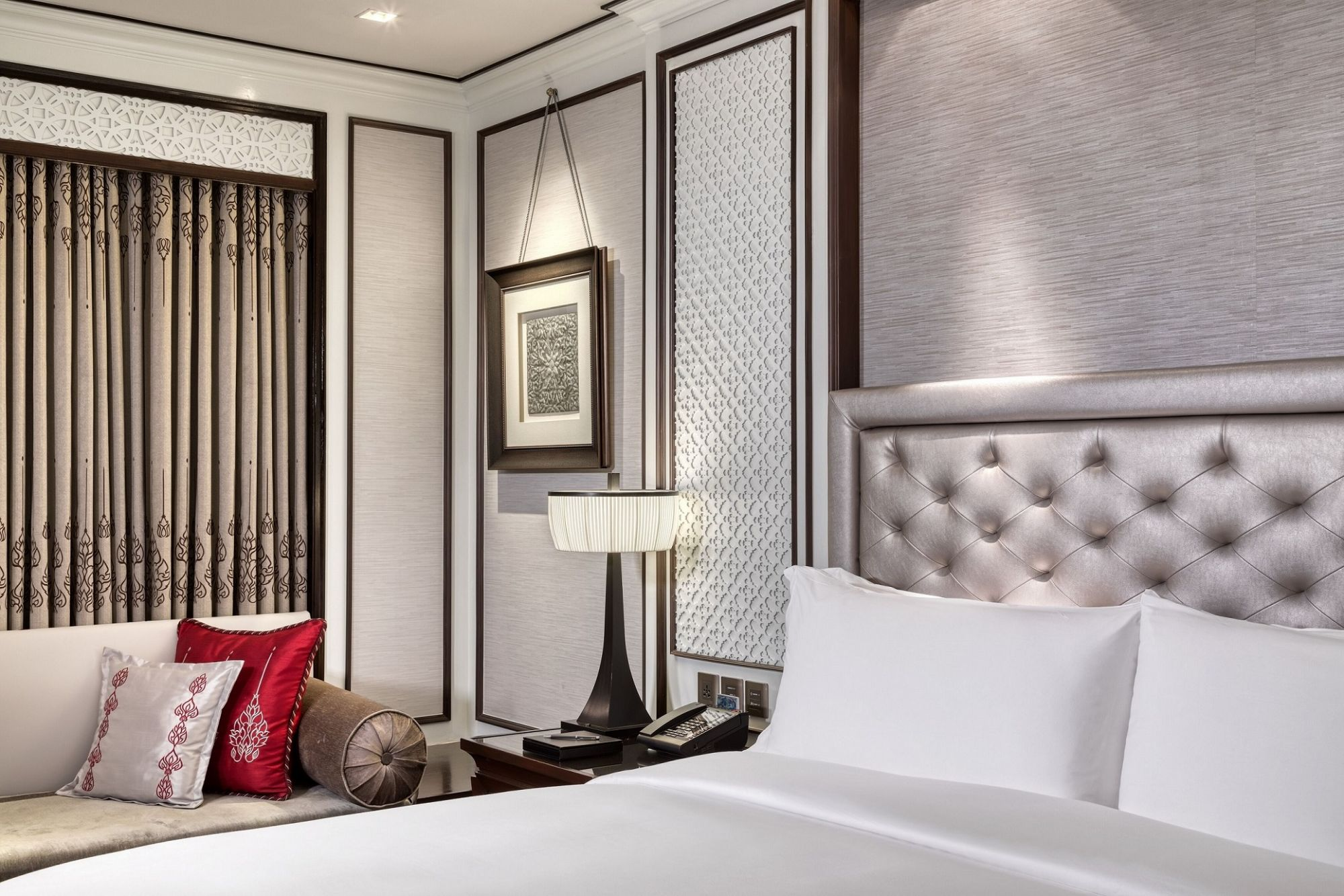 The Athenee Hotel Welcomes You To A Safe Dine'cation