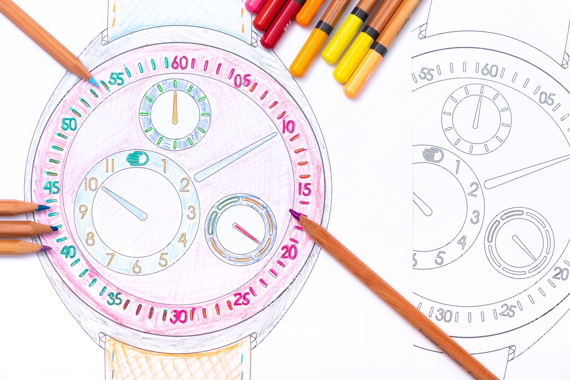Time To Draw: Ressence and Sotheby's Launch Watch Design Competition To Fight Against Coronavirus