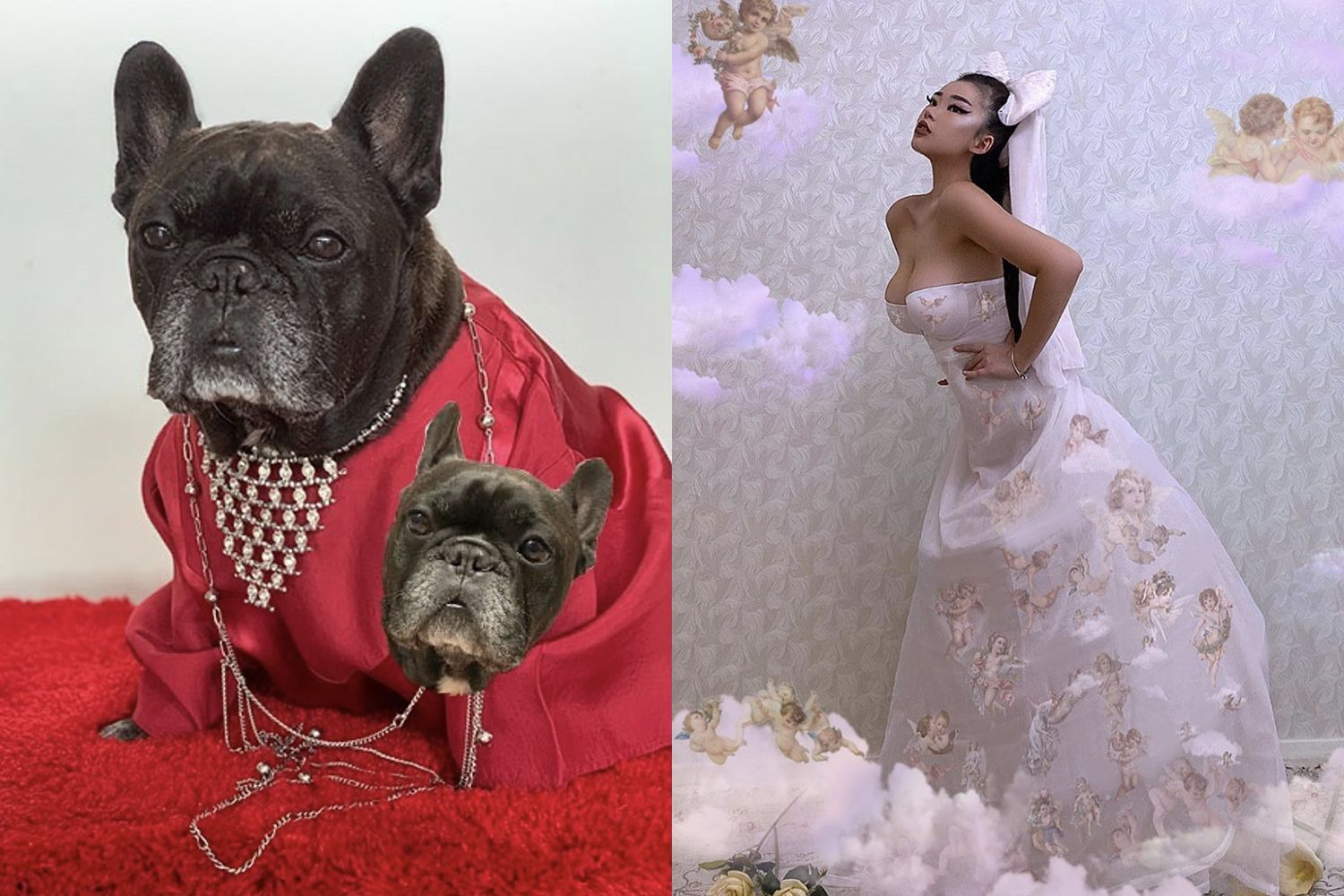The #MetGalaChallenge Is Almost Better Than The Real Thing
