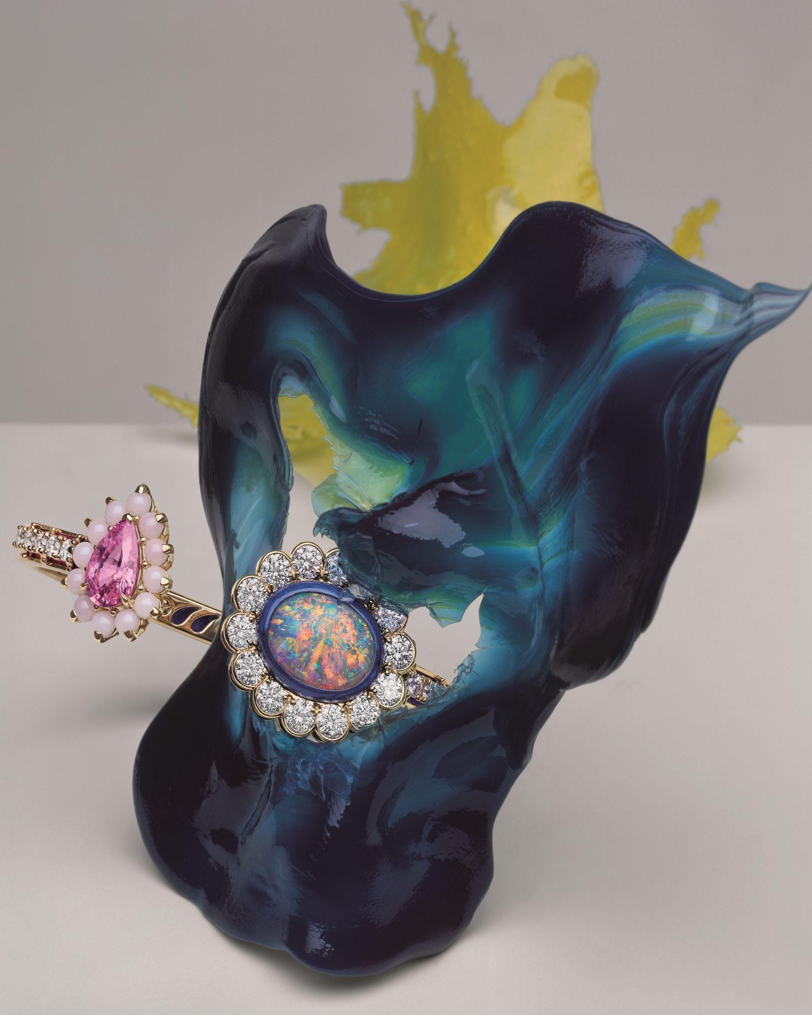 Dior Presents New Haute Joaillerie Collection, Dior Et Moi—A Romantic Revival