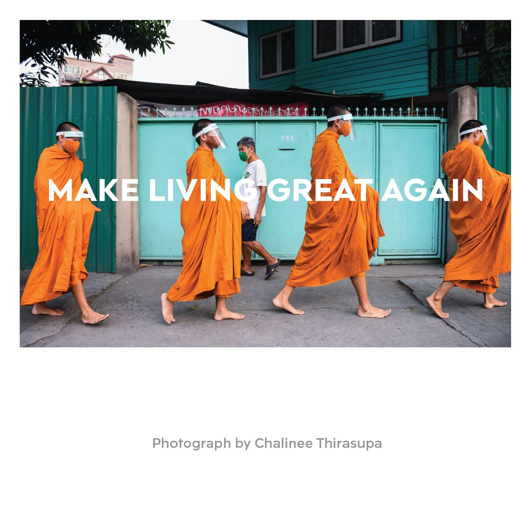 AP Thailand Presents Virtual Exhibition: 'Make Living Great Again'