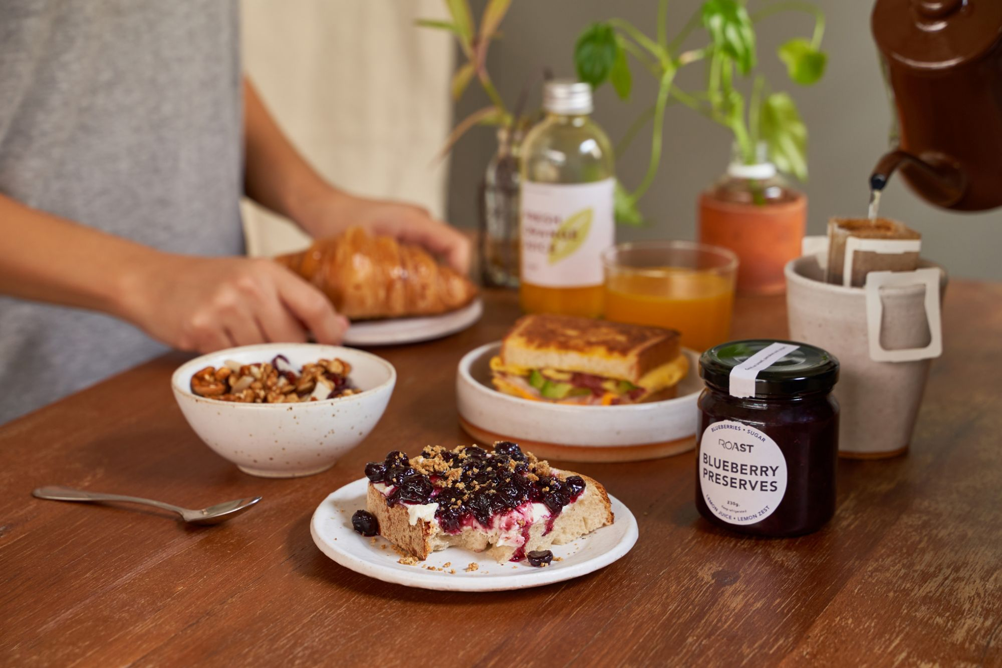 Home Space Market Will Deliver Delicious Experiences From Ocken, Roast & Roots To Your Door