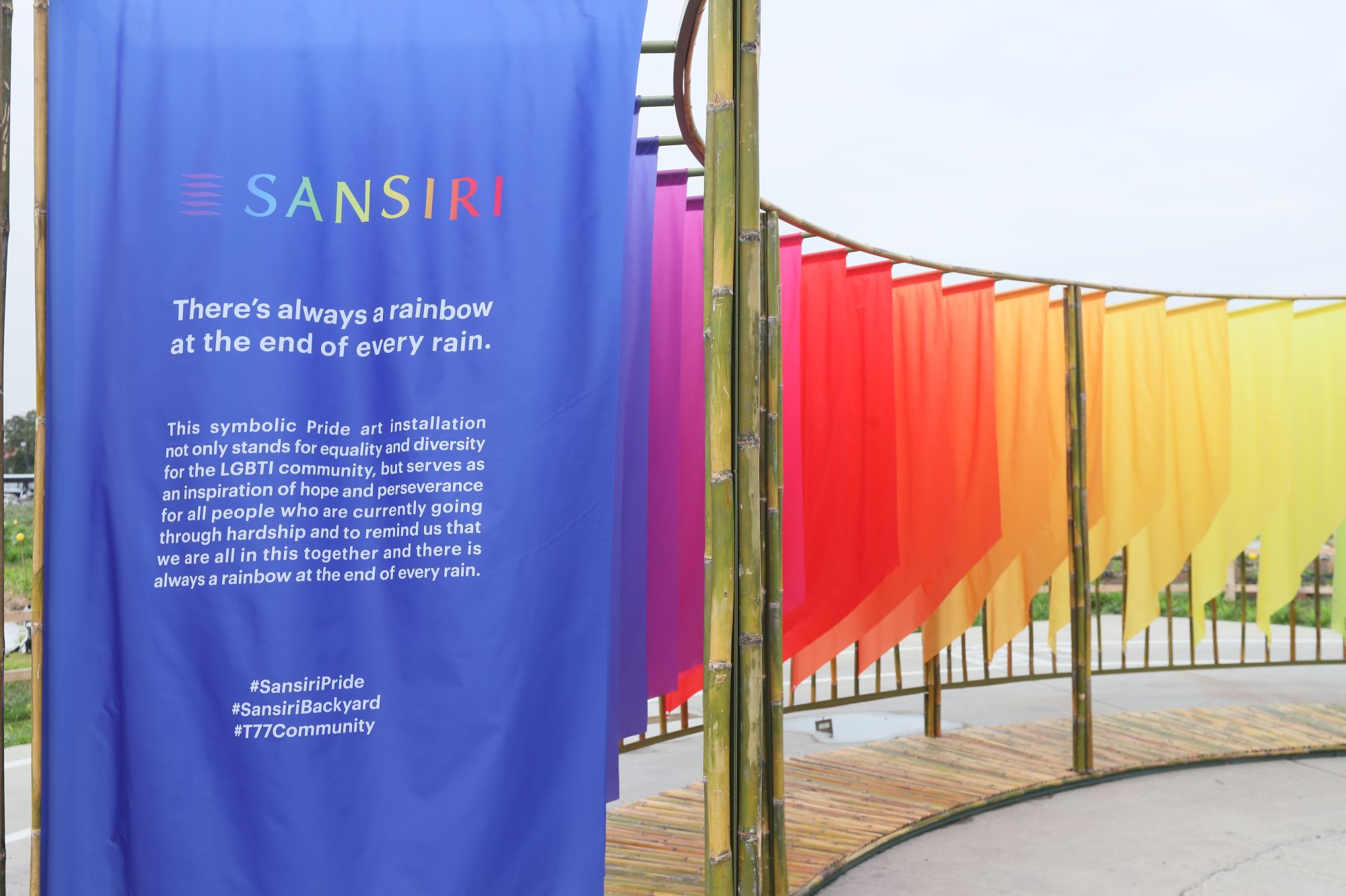 Sansiri To Pioneer UN Global Standards Of Conducts For Business In Thailand