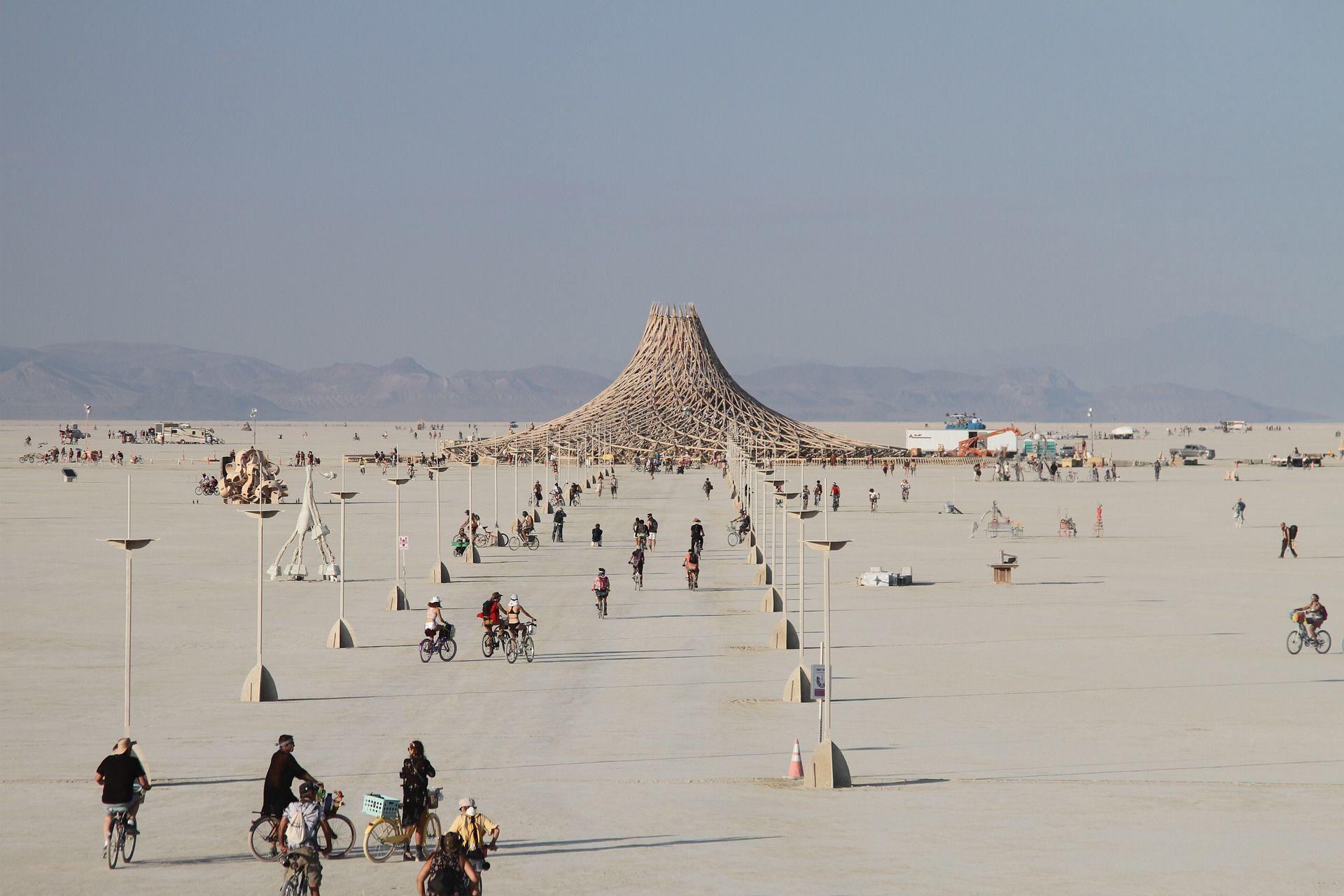 ครั้งแรกของโลก! เทศกาลดนตรีระดับโลก Burning Man เปิดตัวคอนเสิร์ตออนไลน์