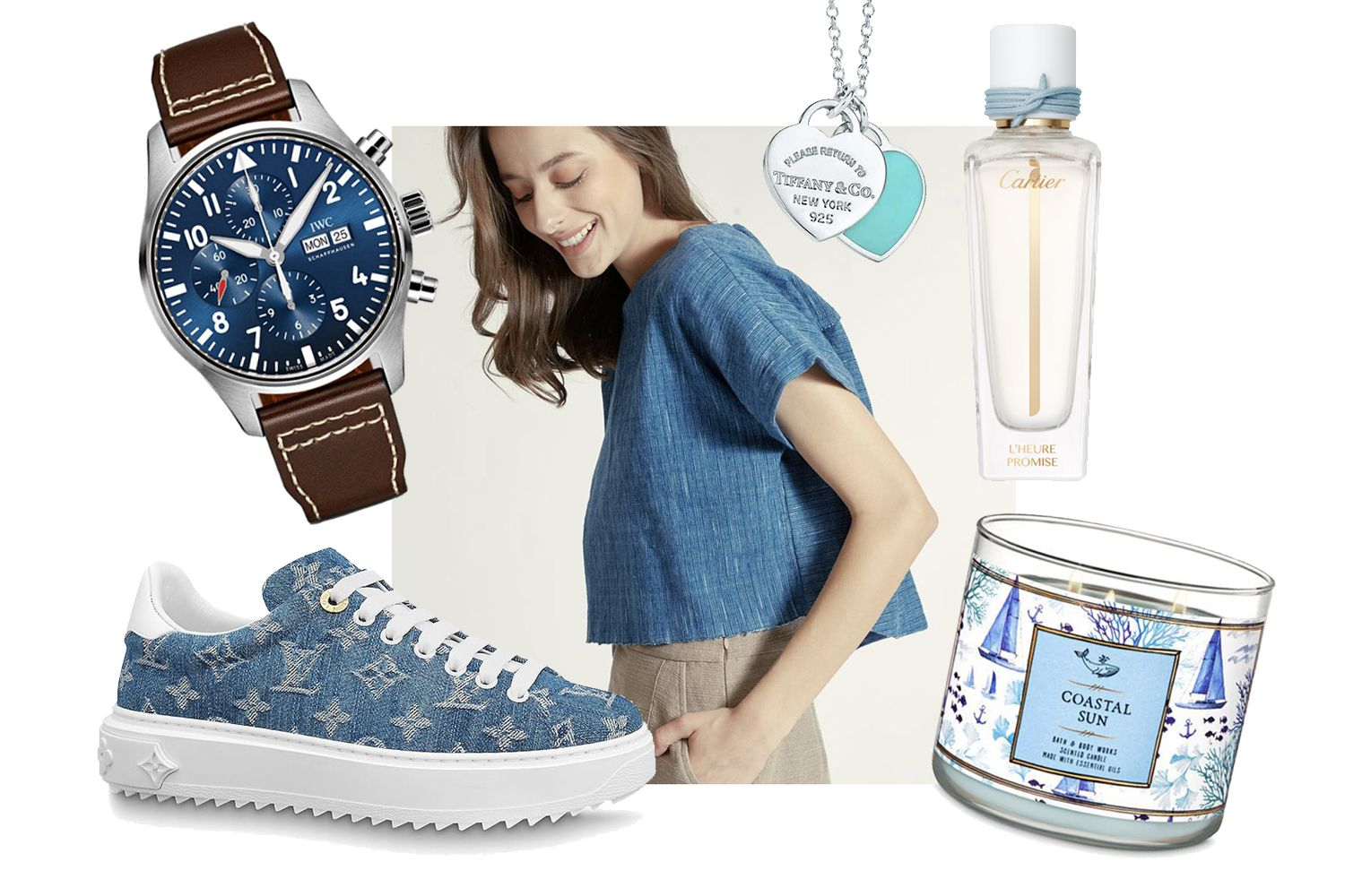 Style By The Colours: Blue Is The Warmest Colour