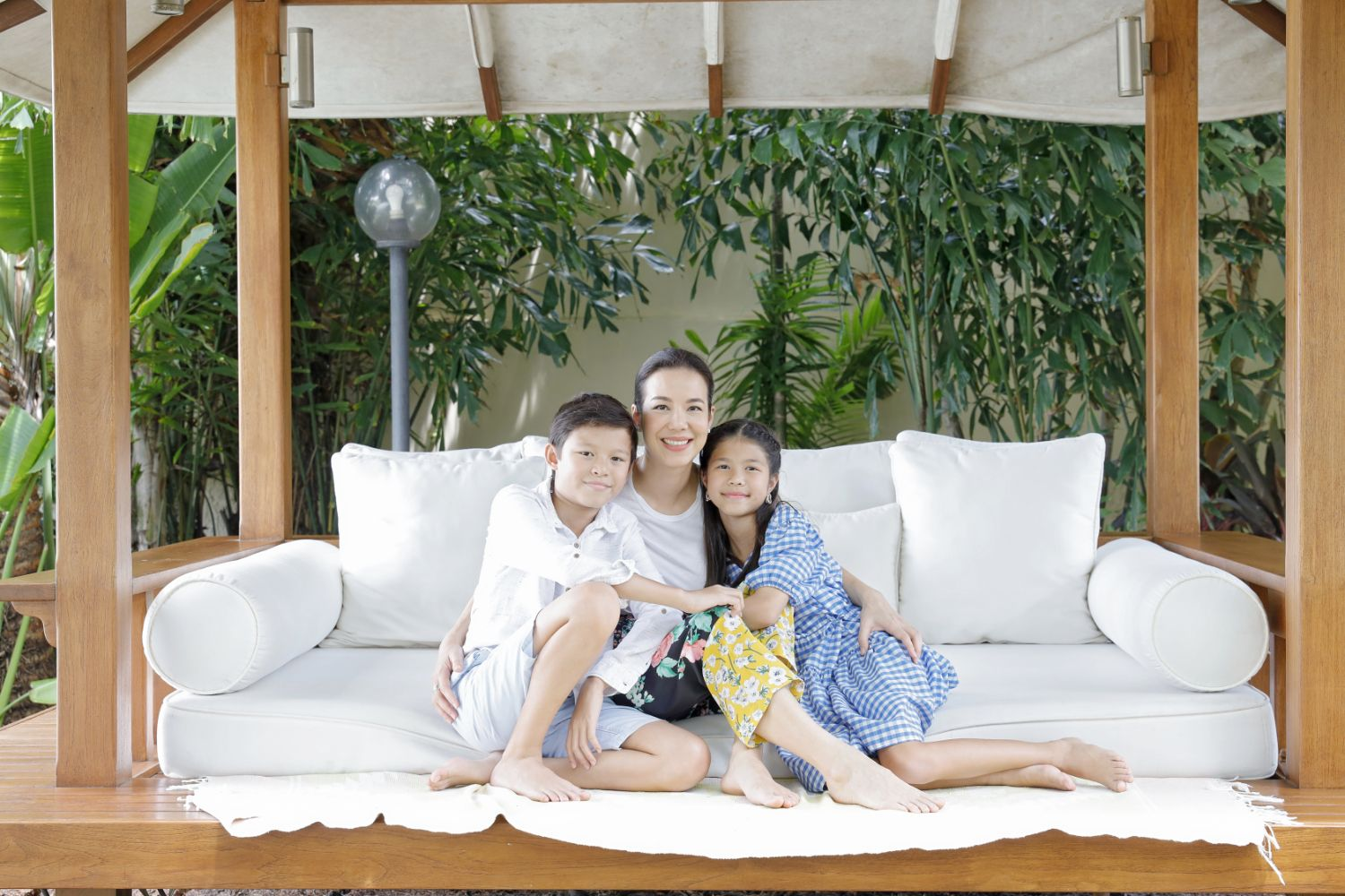 Home Tour: Inside Prae Sirisant's Plush Residential Villa