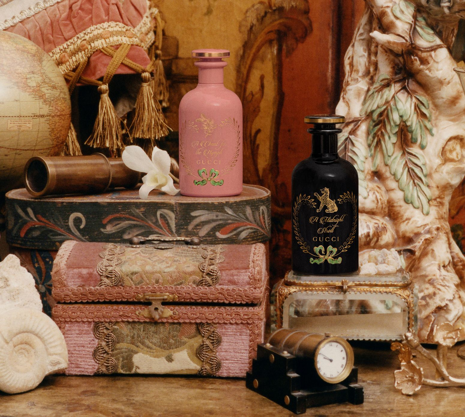 Gucci Expands The Alchemist's Garden With Two New Whimsical Scents