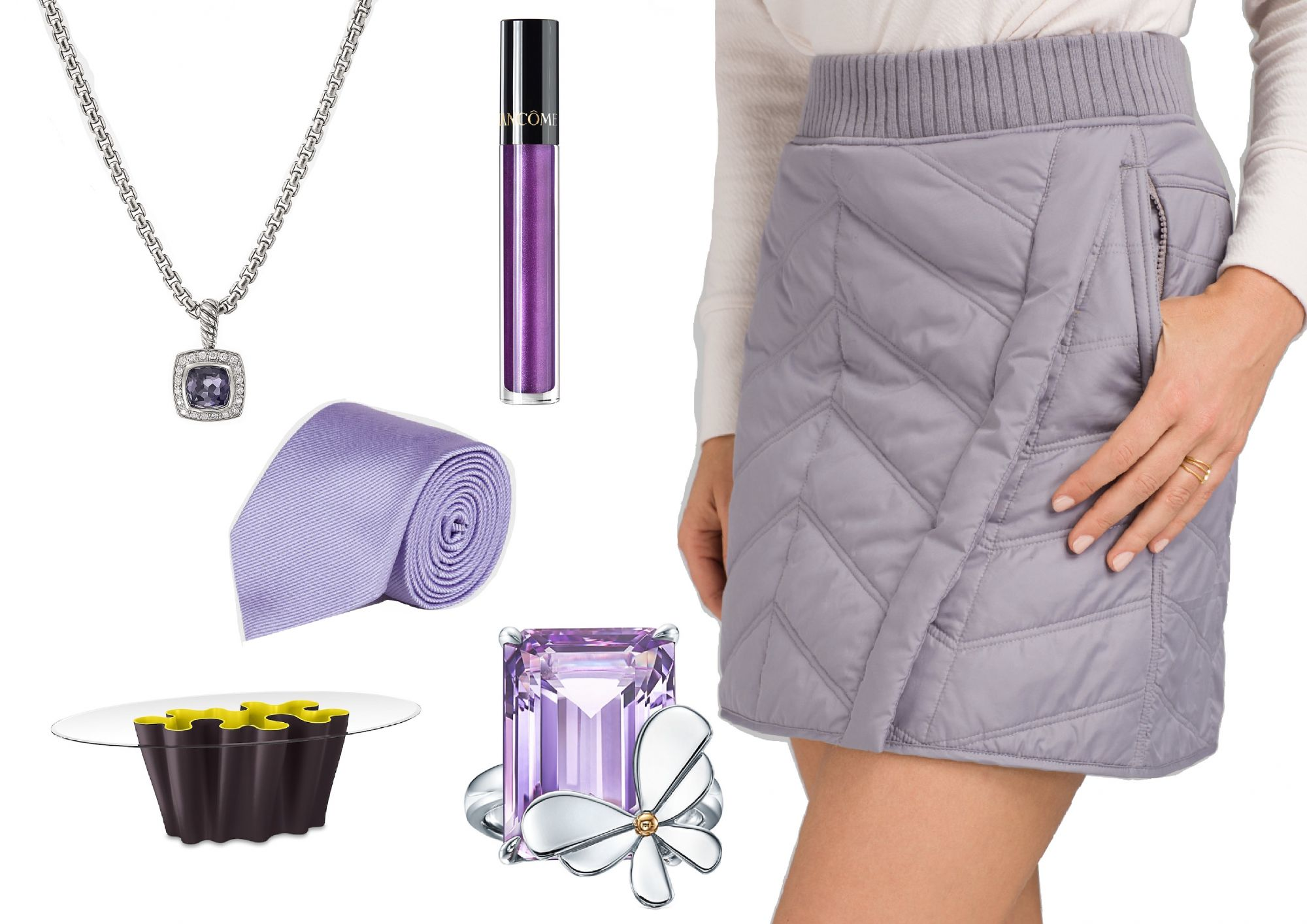 Purple Picks: How To Style This Season's Latest Colour Trend
