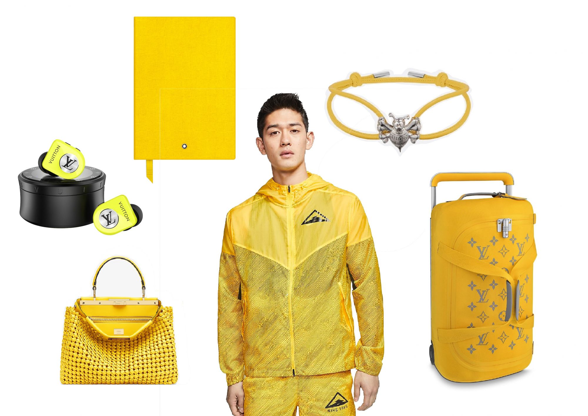 Style By The Colours: Cheerful Yellow