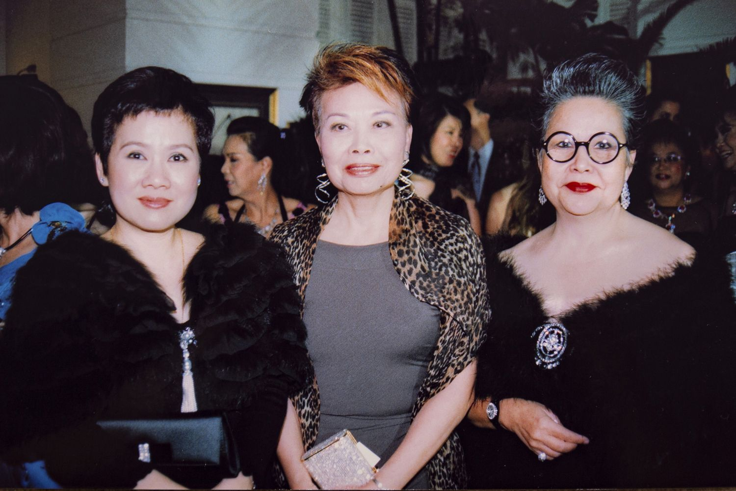 Tatler Then And Now: Chitra Konuntakiet, Chitramontn Techaphaiboon and Tipaporn Ajanant